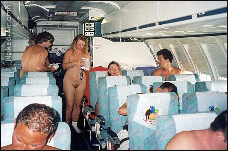 Naked Air Flight 99